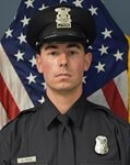 Public Safety Employee of the Month - Officer Andrew Toth
