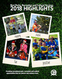 Cover of 2018 Highlights Annual Report