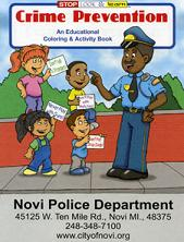 Kids District Coloring Book