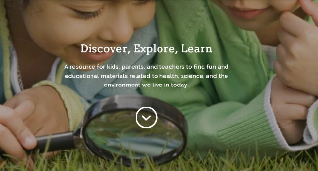 Discover, Explore, Learn