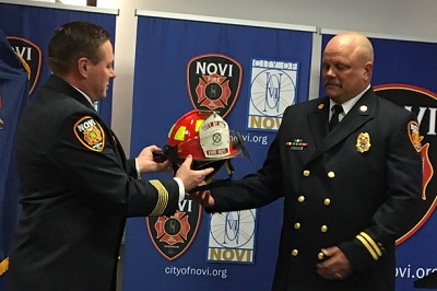 Kevin Pierce Named New Fire Marshal