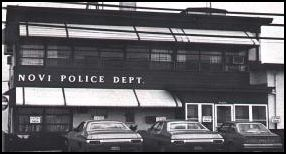 government departments and services police department