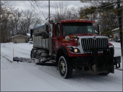DPS Snow Plow